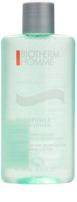 Biotherm Homme Aquapower balsam calmant dupa barbierit cu efect de hidratare