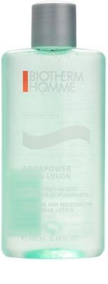 Biotherm Homme Aquapower kojący balsam po goleniu o dzłałaniu nawilżającym