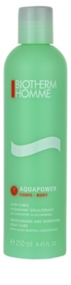 Biotherm Homme Aquapower Feuchtigkeits-Körpermilch für alle Oberhauttypen