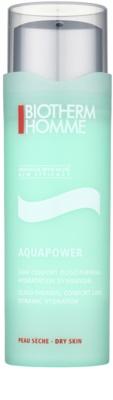 Biotherm Homme Aquapower cuidado hidratante para pieles secas