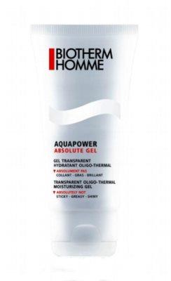 Biotherm Homme Aquapower gel hidratant pentru ten mixt si gras