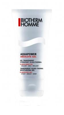 Biotherm Homme Aquapower hidratáló gél kombinált és zsíros bőrre