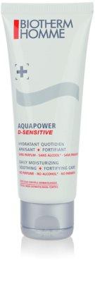 Biotherm Homme Aquapower żel nawilżający dla cery wrażliwej