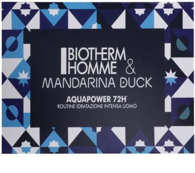 Biotherm Homme Aquapower zestaw kosmetyków V. 5