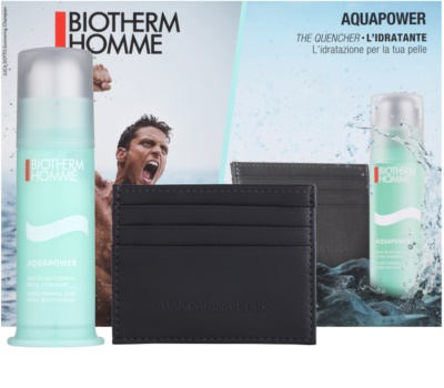 Biotherm Homme Aquapower lote cosmético VIII.