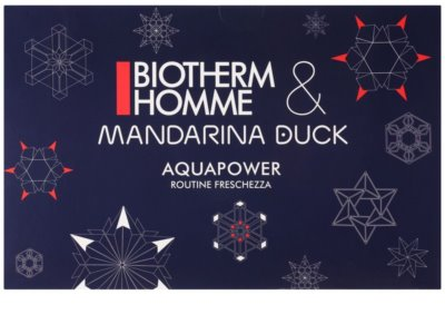 Biotherm Homme Aquapower косметичний набір VI. 3