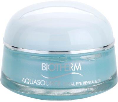Biotherm Aquasource tratamiento de ojos antibolsas y antiojeras con efecto frío