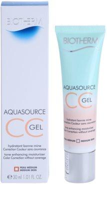 Biotherm Aquasource CC gel 2