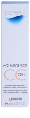 Biotherm Aquasource CC gel 3