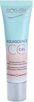 Biotherm Aquasource gel CC