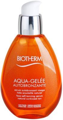 Biotherm Aqua-Gelée Autobronzante sérum facial con efecto autobronceado