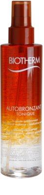 Biotherm Autobronzant Tonique aceite autobronceador bifásico para el cuerpo