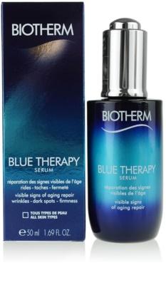 Biotherm Blue Therapy bőr szérum a ráncok ellen 3