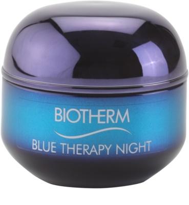Biotherm Blue Therapy éjszakai ránctalanító krém minden bőrtípusra