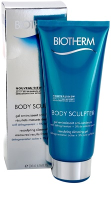 Biotherm Body Sculpter crema corporal reductora 1