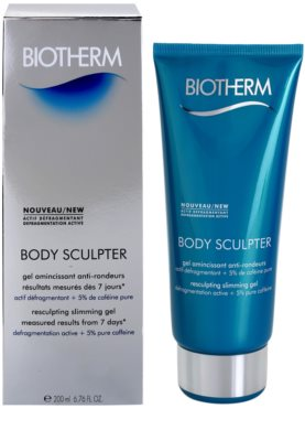 Biotherm Body Sculpter crema corporal reductora 2