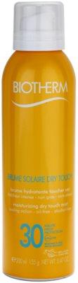 Biotherm Brume Solaire Dry Touch feuchtigkeitsspendender Selbstbräuner zum Aufsprühen mit Matt-Effekt SPF 30