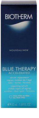 Biotherm Blue Therapy Accelerated ser revigorant impotriva imbatranirii pielii 2