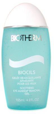 Biotherm Biocils Abschmink-Gel für die Augen für empfindliche Haut