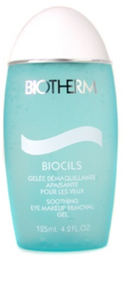 Biotherm Biocils gel desmaquilhante de olhos para pele sensível