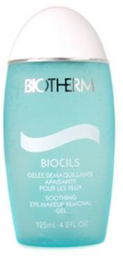 Biotherm Biocils sminklemosó szemgél az érzékeny arcbőrre