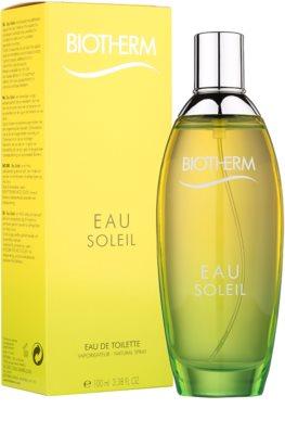 Biotherm Eau Soleil тоалетна вода за жени 1