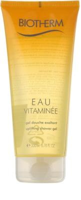 Biotherm Eau Vitaminée gel de duche