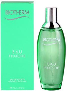 Biotherm Eau Fraiche woda toaletowa dla kobiet