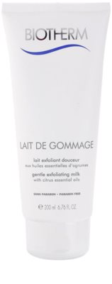 Biotherm Lait De Gommage delikatne mleczko złuszczające