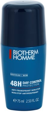 Biotherm Homme Day Control Déodorant antiperspirant roll-on brez parabenov
