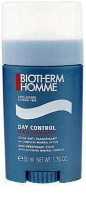Biotherm Homme Day Control Déodorant desodorante en barra