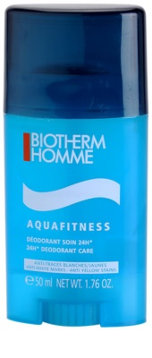 Biotherm Homme Aquafitness deodorant roll-on