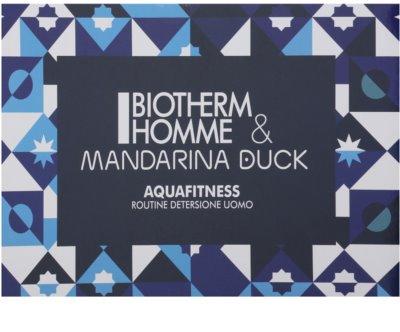 Biotherm Homme Aquafitness Kosmetik-Set  I. 2