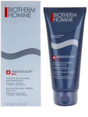 Biotherm Homme зміцнюючий гель для тіла для чоловіків 1