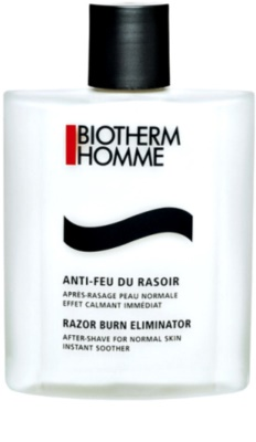 Biotherm Homme after shave water para pele normal a mista