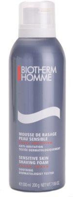 Biotherm Homme Shaving Foam For Sensitive Skin