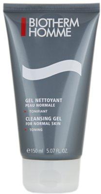 Biotherm Homme gel de curatare pentru piele normala