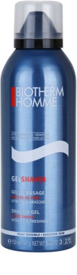 Biotherm Homme gel de afeitar para pieles sensibles