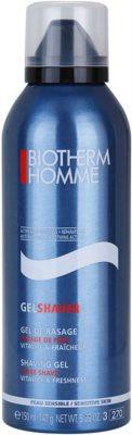 Biotherm Homme żel do golenia dla cery wrażliwej