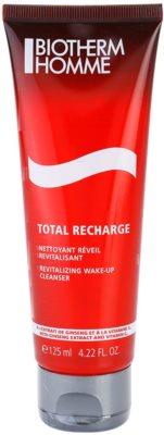 Biotherm Homme Total Recharge revitalisierendes Reinigungsgel