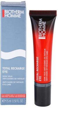 Biotherm Homme Total Recharge impotriva semnelor de imbatranire a ochilor 1