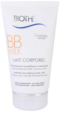 Biotherm Lait Corporel leche corporal embellecedora BB