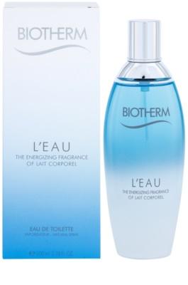 Biotherm L'eau toaletna voda za ženske