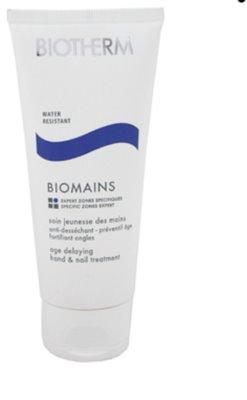 Biotherm Biomains hydratačný krém na ruky