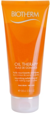 Biotherm Oil Therapy sprchový peeling