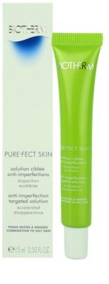 Biotherm PureFect Skin tratamento local para pele problemática, acne 1