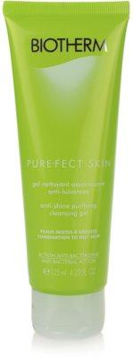 Biotherm PureFect Skin gel de curatare pentru ten acneic
