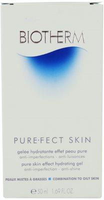 Biotherm PureFect Skin vlažilni gel za problematično kožo, akne 2