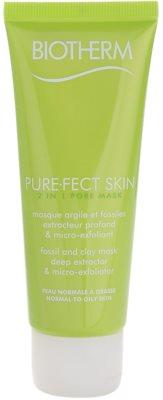 Biotherm PureFect Skin Reinigungsmaske 2in1