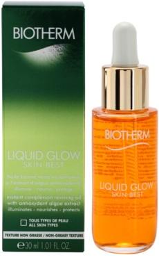 Biotherm Skin Best vyživující suchý olej pro rozjasnění pleti 1